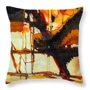 Surrealism In Nature Throw Pillow