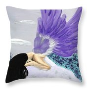 Surrendered One Throw Pillow