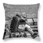 Surviving Throw Pillow