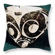 Susa Ware Bowl Throw Pillow