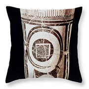 Susa Ware Tumbler Throw Pillow