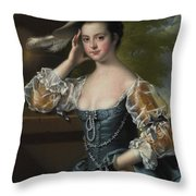 Susannah  Throw Pillow