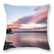 Susnet Nova Scotia  Throw Pillow