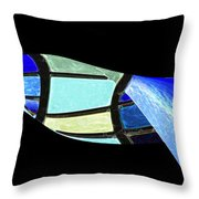 Suspended 1 Throw Pillow