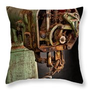 Suttan Sewing Machine Throw Pillow