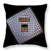 SV Throw Pillow