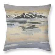 Svalbard Throw Pillow