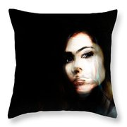 Svietlana I Know Throw Pillow