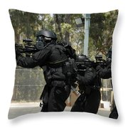Swat Throw Pillow