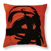 Sweeper Throw Pillow