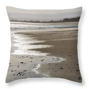 Sweeping Infinity Throw Pillow