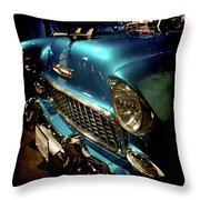 Sweet 55 Throw Pillow