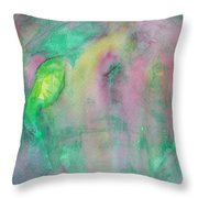 Sweet Angels Everywhere Throw Pillow