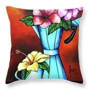 Sweet Aroma Throw Pillow