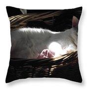Sweet Baby Throw Pillow