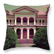 Sweet Briar House Tint Throw Pillow