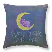 Sweet Dreams  Throw Pillow