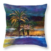 Sweet Escape Throw Pillow