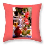 Sweet Havana Throw Pillow