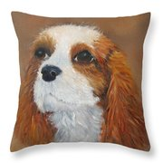 Sweet Maggie Throw Pillow