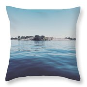 Sweet Release Throw Pillow