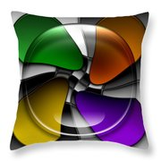 Sweet Spot Revisited Throw Pillow