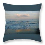 Sweet Tide Throw Pillow