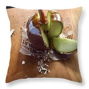 Sweet To The Core  Throw Pillow