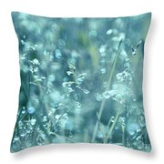 Sweet Wake-up Call Throw Pillow