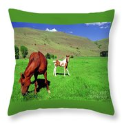 Sweetest Gift Throw Pillow