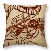 Sweethearts 14 - Tile Throw Pillow