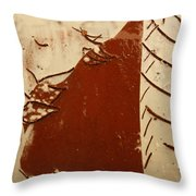 Sweethearts 16 - Tile Throw Pillow