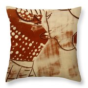 Sweethearts 17 - Tile Throw Pillow