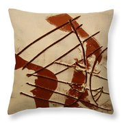 Sweethearts 5 - Tile Throw Pillow
