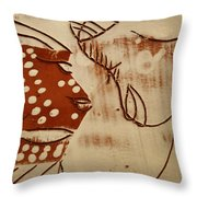 Sweethearts 6 - Tile Throw Pillow