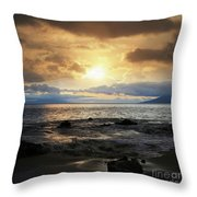 Sweetness Of Devotion Throw Pillow