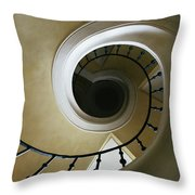 Swirl #2 Throw Pillow