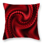Swirl Creativiana Catus 1 No. 3 V A Throw Pillow