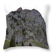 Switzerland. Large Mythen Throw Pillow