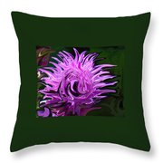 Swooned Throw Pillow