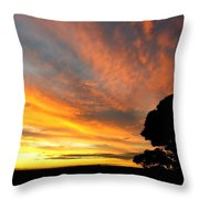 Sydney Sunset 10-06 Throw Pillow