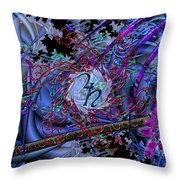 Symagery 29 Throw Pillow