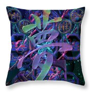 Symagery 30 Throw Pillow