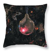 Symbol Throw Pillow