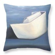 Symbol Of A Proud Profession IIi Throw Pillow