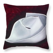 Symbol Of A Proud Profession  Throw Pillow