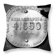 Symbol Of Pride Throw Pillow
