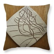 Sympathy - Tile Throw Pillow