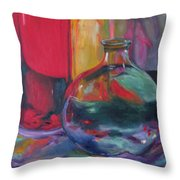 Symphony Of Vases Throw Pillow