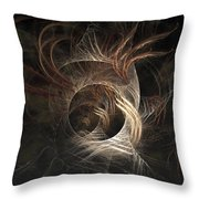 Synaptic Throw Pillow